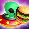 Play Alien Loves Hamburgers
