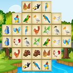 Play Birds Mahjong