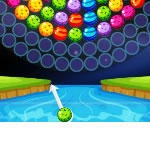Play Bubble Shooter Wheel