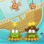 Play Cut the Rope: Time Travel