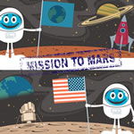 Play Differences - Mission to Mars