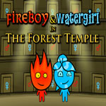 Play Fireboy and Watergirl 1: The Forest Temple