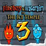 Play Fireboy and Watergirl 3: The Forest Temple