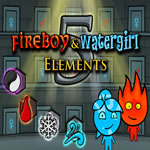 Play Fireboy and Watergirl 5: Elements