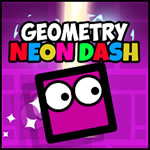 Play Geometry Neon Dash