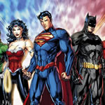 Play DC Comics Jigsaw