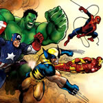 Play Marvel Jigsaw