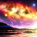 Play Spacescapes Jigsaw