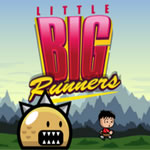 Play Little Big Runners