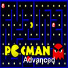 Play Pac-Man Advanced