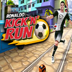 Play Ronaldo Kick-n-Run