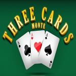 Play Three Cards Monte