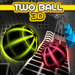 Play Two Ball 3D
