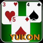 Play Yukon Solitaire